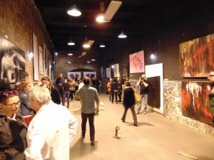 2016 Exhibition in Browar Mieszczanski,  Wrocław