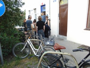 "2016-06-03 Happening ""Protest"" in Brzuch, Wroclaw"